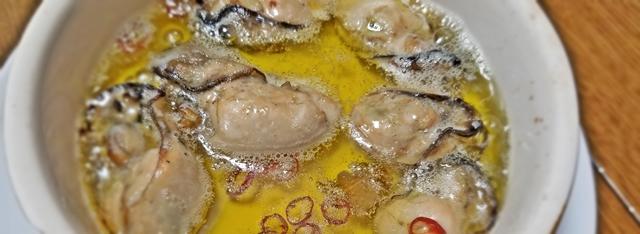 かき燻製オイル漬 モチッぷりっとした食感と口の中に広がる旨みがヤミツキに